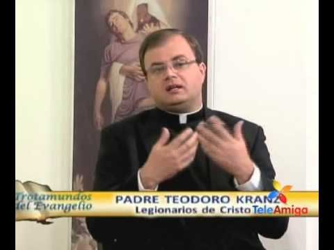 Teleamiga Trotamundos Padre Teodoro Kranz - YouTube