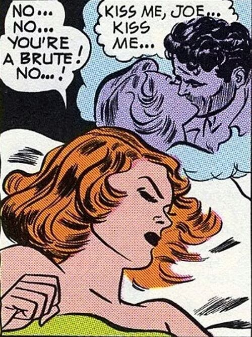 mens clothing Vintage Comic  Pop Art
