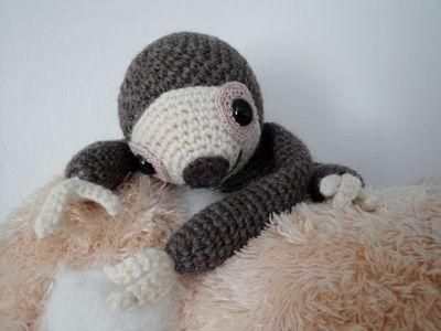 Sloth Baby!  Had to go on a inspire board cause its so darn cute it makes me happy