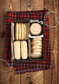 Schottische Kekse: Cynthia Barcomis Shortbread-Rezept-amicella