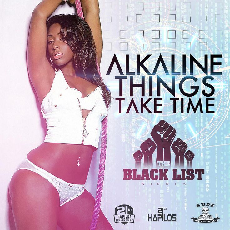 Alkaline - Things Take Time (Official Music Video)