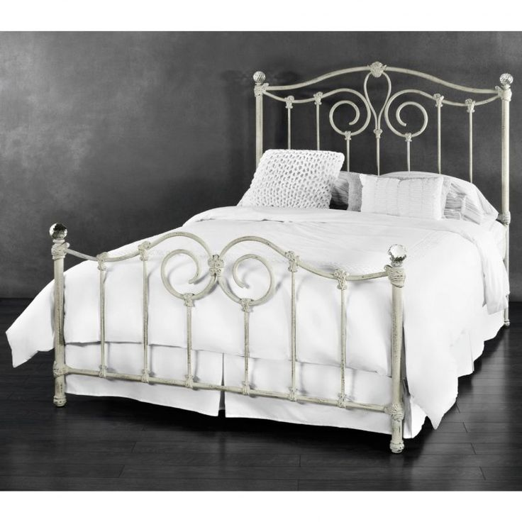 full size bedside table antique decorating ideas brooklyn iron beds wrought humble abode