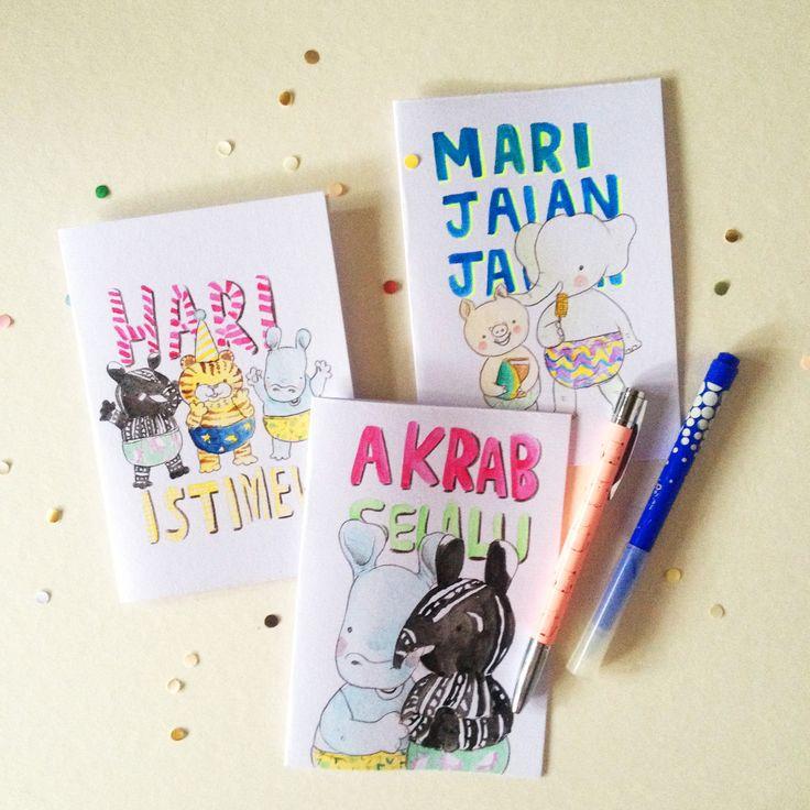 guyu 'kartu sayang'   greeting cards