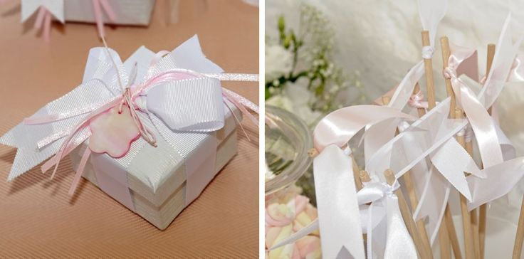 Baby Girl Christening Favors by Concept Events Planning | www.concept-events.gr