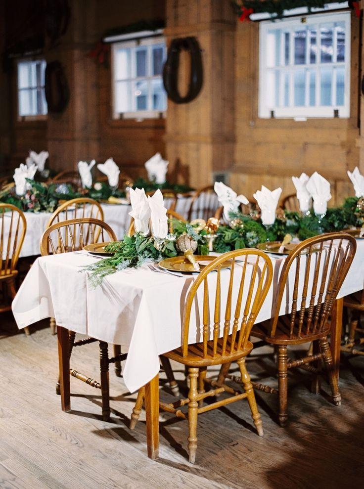 Rustic wedding in Gunn's Dairy Barn, Heritage Park