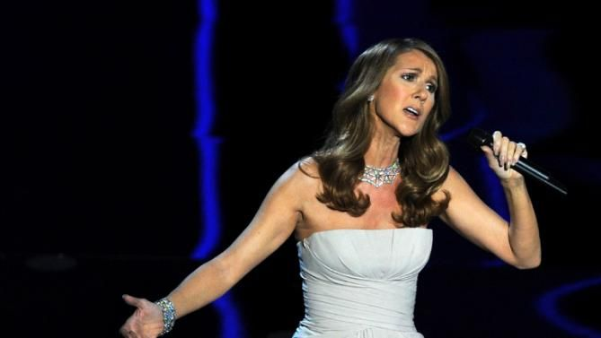 Celine Dion - The Show Must Go On