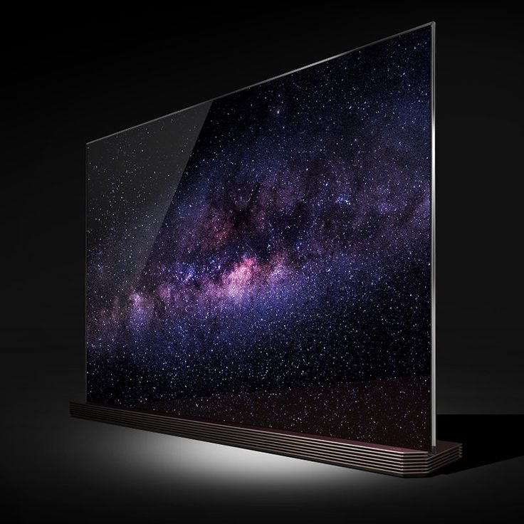 "Fancy - LG Signature OLED 4K HDR 77"" Smart TV"