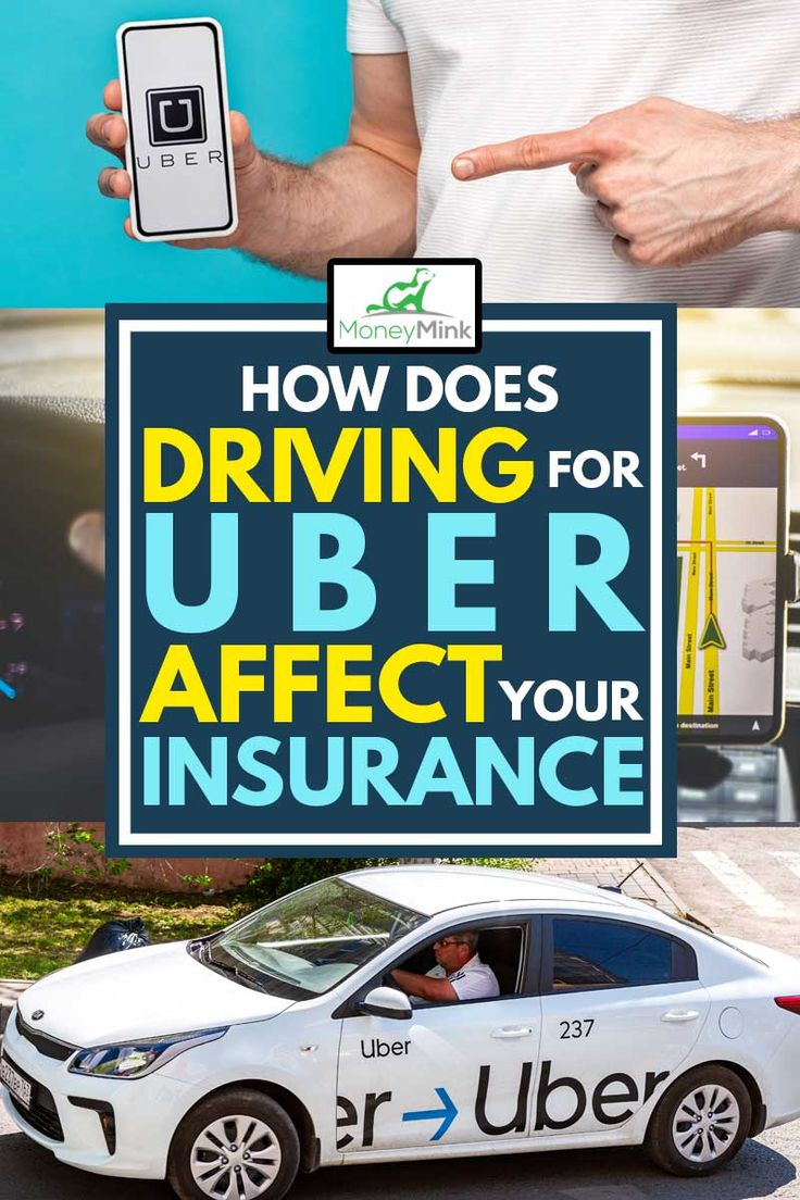 How does driving for uber affect your insurance