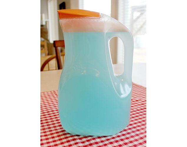 Súper Concentrado No-Grate líquido detergente de lavandería - Una cosa buena por Jillee