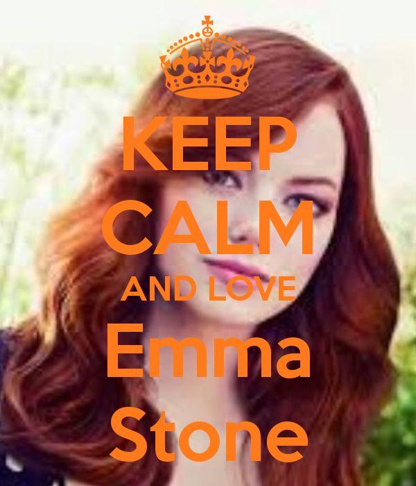 Keep calm: Emma Stone (04)