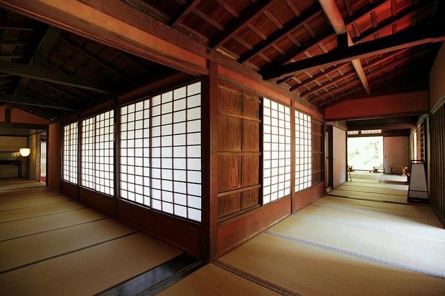 Interior Temples Japan