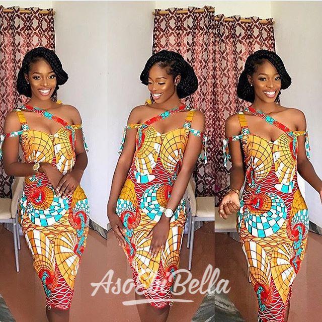 AsoEbiBella.com presents – The Latest Aso Ebi Styles -Vol. 220 - BellaNaija