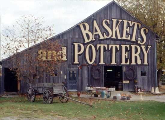 pottery barns