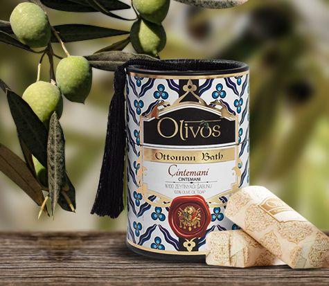 Olivos Osmanli Serisi sabunları tüm @macrocentertr ve seçili @migros_tr mağazalarında! #olivos #dogal #olivossoap #olivoscompany #ottomanbath