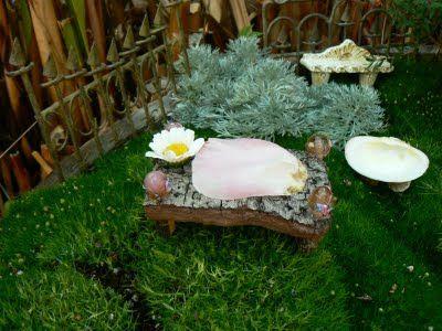 Fairy Garden Furniture How To Make 88 best fairy garden images on pinterest | fairies garden, gnome