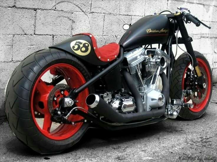 Motorcycle go Vroom! Vvroom!