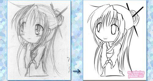 how to draw chibi book pdf