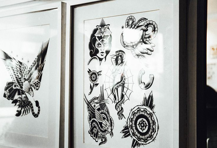 50 best tattoospiration images on pinterest tattoo for Tattoo shop hackney road