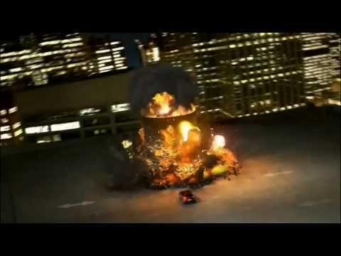Alfa Romeo Mito: Space Invaders (goofy ad)