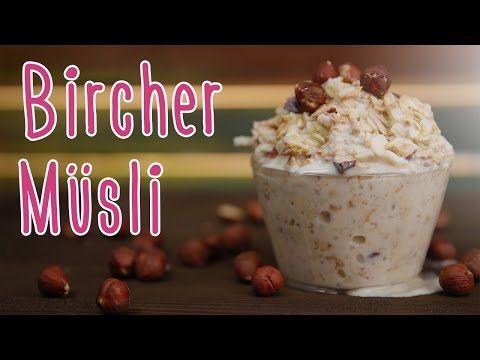 Bircher Müsli - Klein aber Lecker