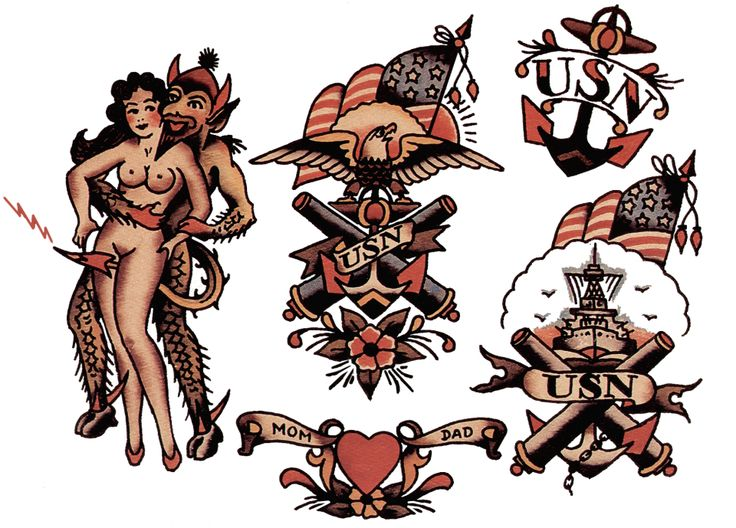 269 best images about sailor jerry vintage tattoo