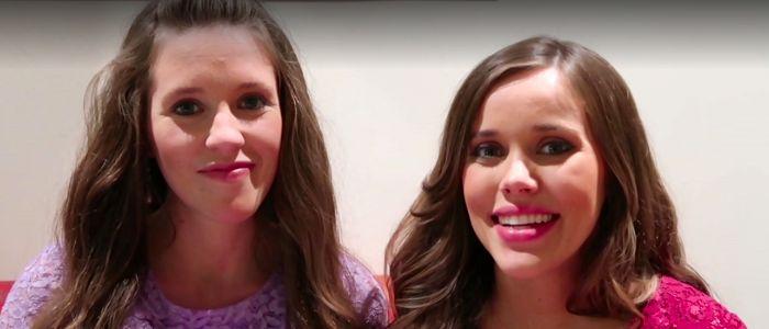 Sweet Message From Jill and Jessa - Duggar News - The Duggar Family