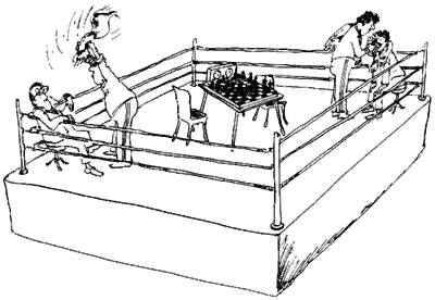 #chess #boxing