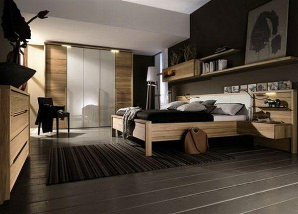 20 id es fascinantes pour d coration de chambre coucher pour homme nounou chambre - Couche pour adulte homme ...