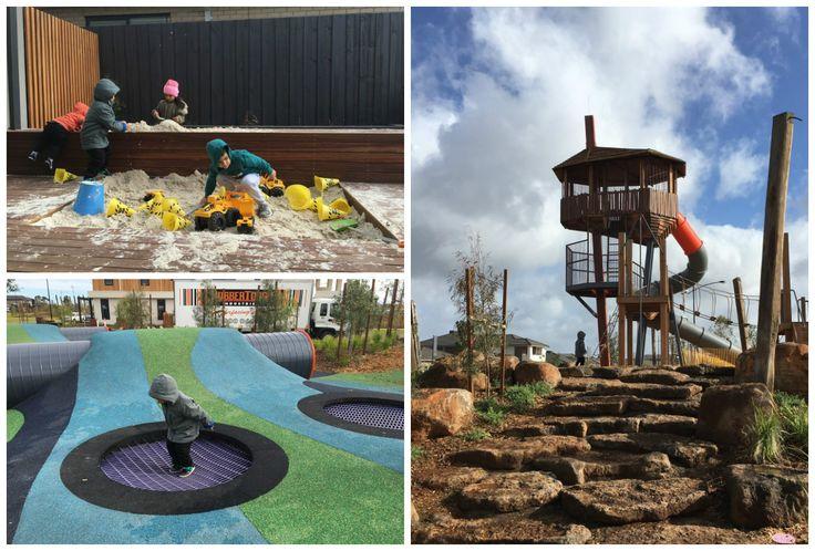 Woodlea Estate Playground, Rockbank