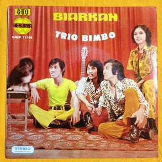 On Bang!: Trio Bimbo - Biarkan (Berjaya, BMEP-72010, 7)