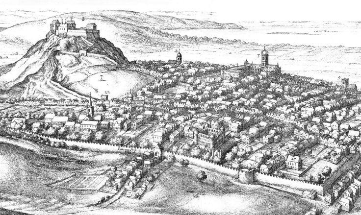 Edinburgh, 17th century