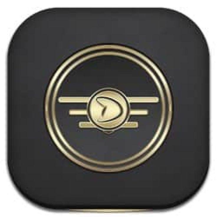 Desire Black Gold Icon Pack