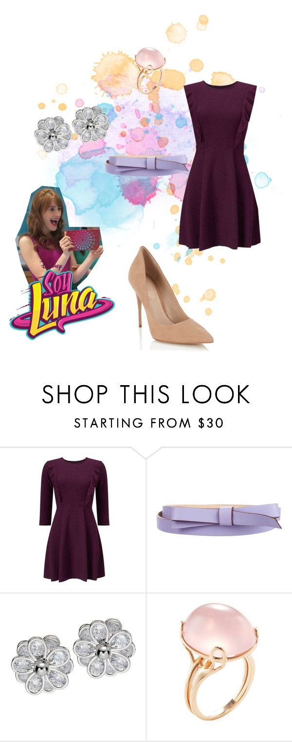 """""""soy luna"""" by maria-look on Polyvore featuring Miss Selfridge, Kate Spade, Goshwara and Lipsy"""