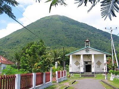 Protestantse Kerk op Banda Naira, ca. 2006