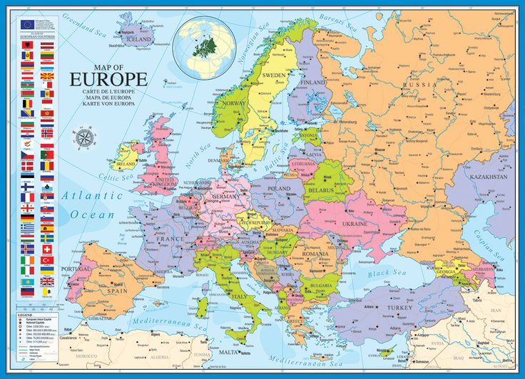 10 best contemporary and antique maps flags images on pinterest map of europe 1000 pieces gumiabroncs Choice Image