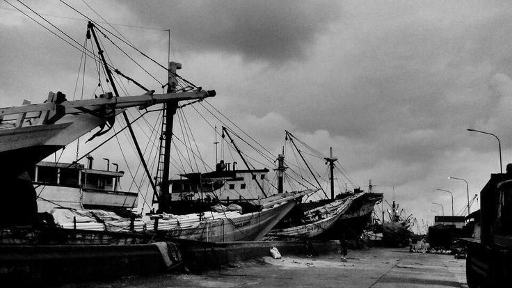 Sunda Kelapa, Jakarta, Indonesia