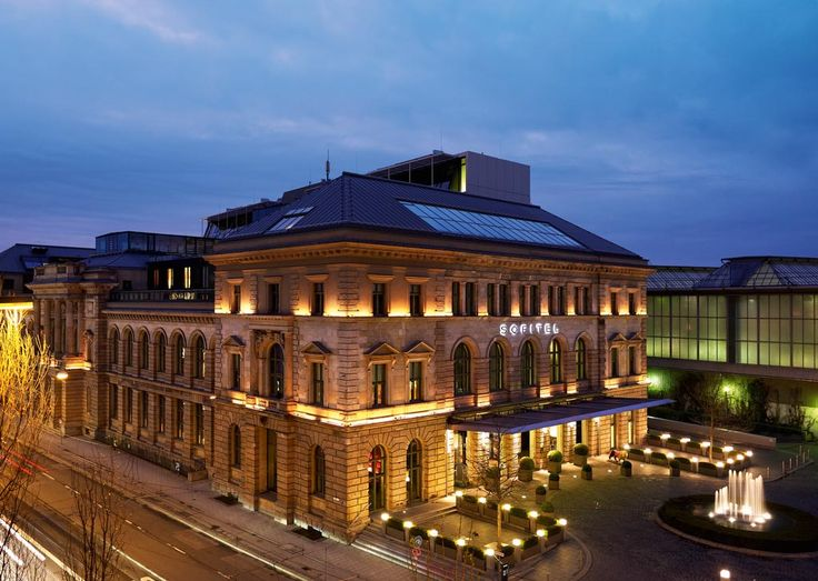 Good Wele to Sofitel Munich Bayerpost one of the best luxury Munich hotels offering designer acmodation in a historic hotel in Munich Germany