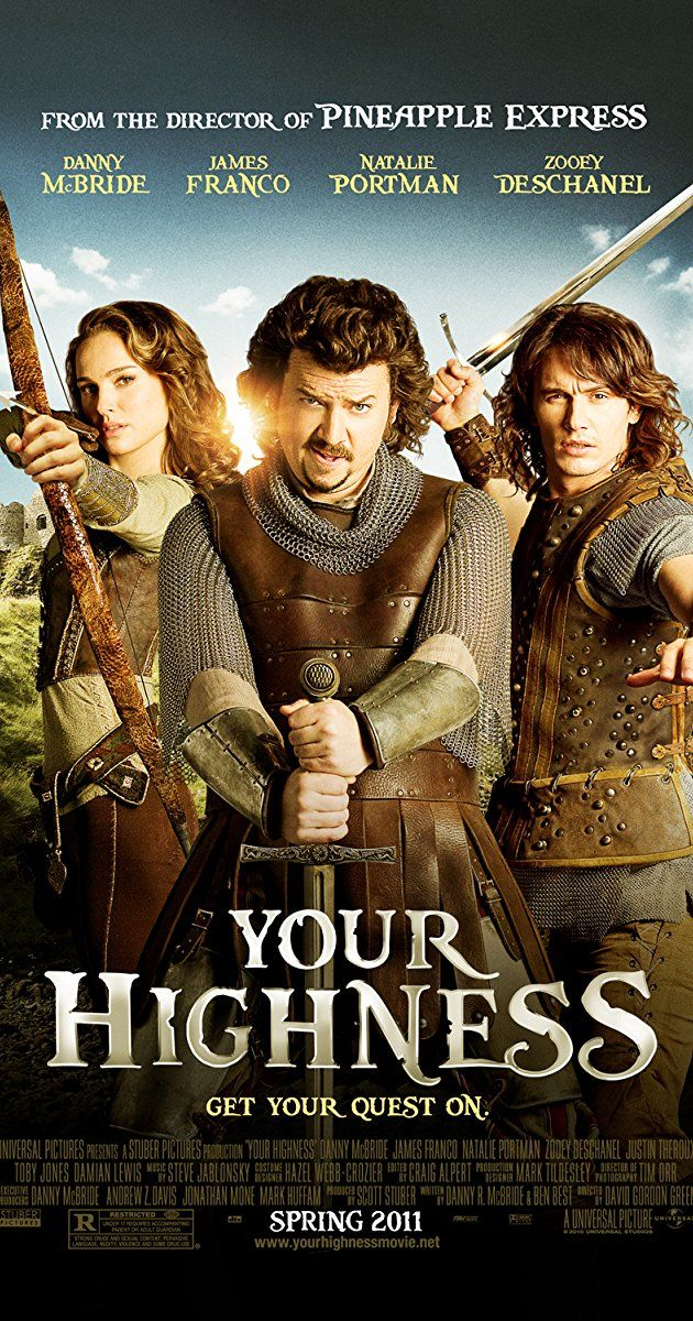 Your Highness 2011 Imdb Funny Movies Free Movies Online 2011 Movies