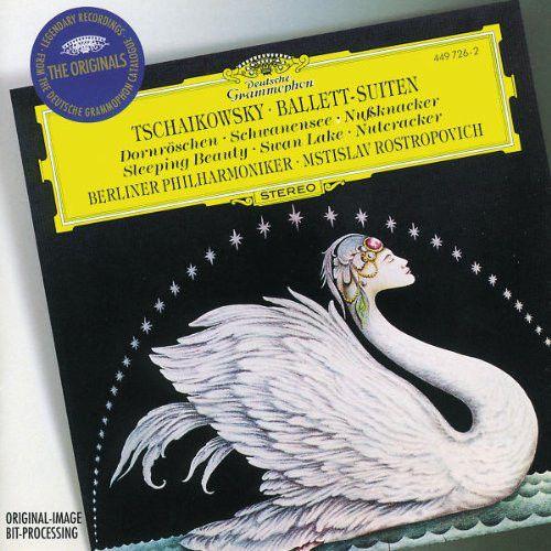 Tschaikowsky* / Berliner Philharmoniker • Mstislav Rostropovich - Ballett-Suiten: Dornröschen • Schwanensee • Nußknacker (Sleeping Beauty • Swan Lake • Nutcracker)