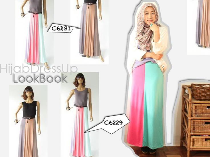 Hijab Dress Up # Style # Sleeveless