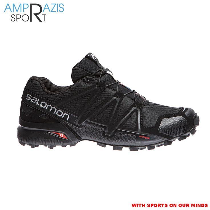 Salomon Speedcross 4 black edition