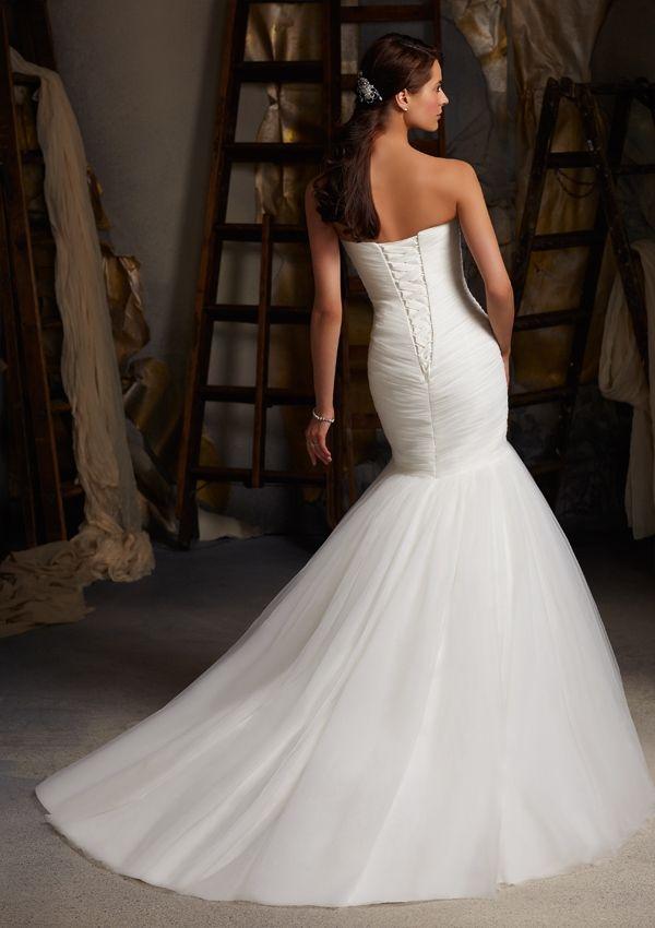 197 best Wedding dress images on Pinterest | Short wedding gowns ...