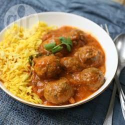 Lamb Kofta Curry @ allrecipes.com.au