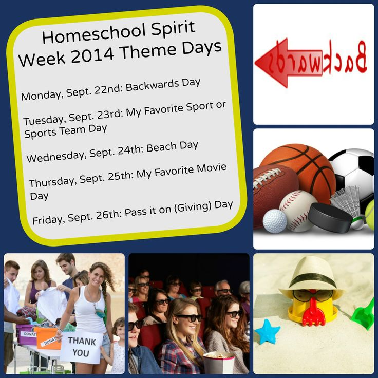 17 best Spirit Week: Mismatch Day images on Pinterest ...