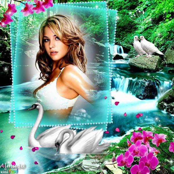 Waterfalls - http://imikimi.com/main/view_kimi/xFx6-2ZW by artist: alma50