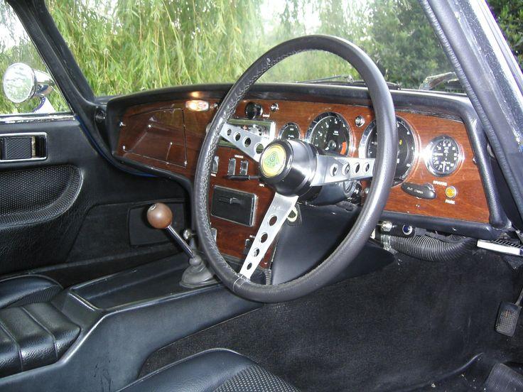 1971, S4 Coupe Cockpit