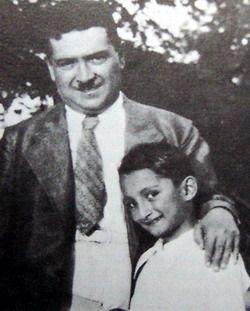 Dr.Fahri Ecevit his  son Bulent Ecevit.