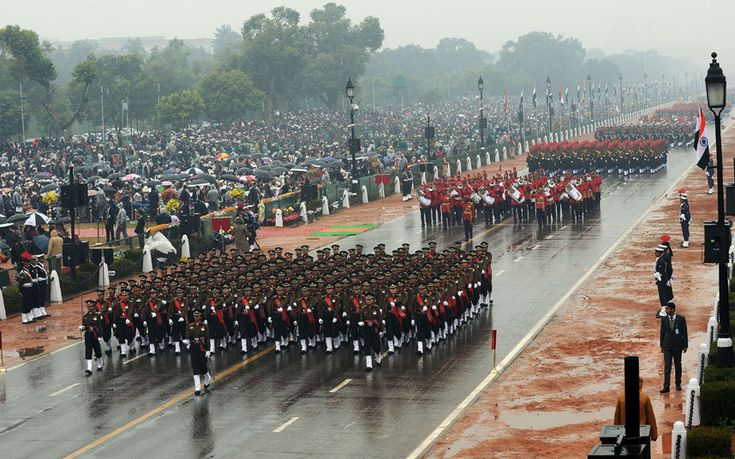 India Republic Day: 26 January_Republic Day honours the date on which the Constitution of India came into force on 26 January 1950  President Barack is  the first American leader to be honoured as chief guest at India's annual Republic Day festivities  - Telegraph