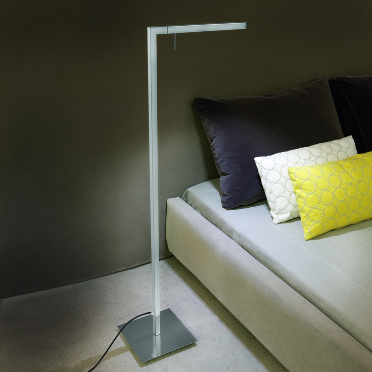 Airo Floor Lamp Polished Chrome: Lamps Chrome, Floor Lamps, Airo Lamps, Airo Floors, Books Worth, Invisible Lamps, Lamps Polish, Floors Lamps, Interesting Stuff