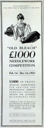 Old Bleach Linen Co